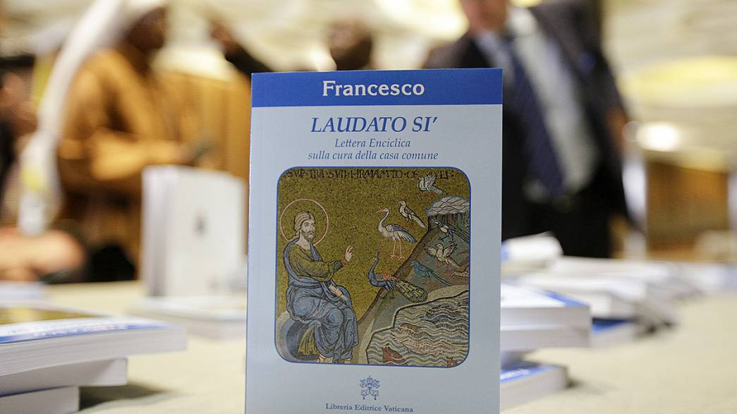 Pope Francis bestrides global diplomacy with his environment encyclical