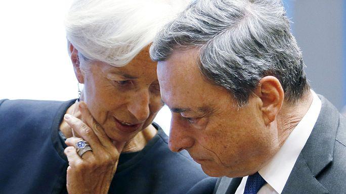 البحث مستمر ضمن مجموعة اليورو لحل مسألة الديون اليونانية