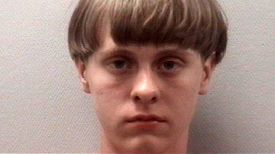 Charleston church shooting suspect arrested after huge manhunt