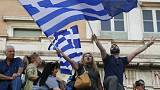 Greeks protest against Grexit, day after anti-austerity rally
