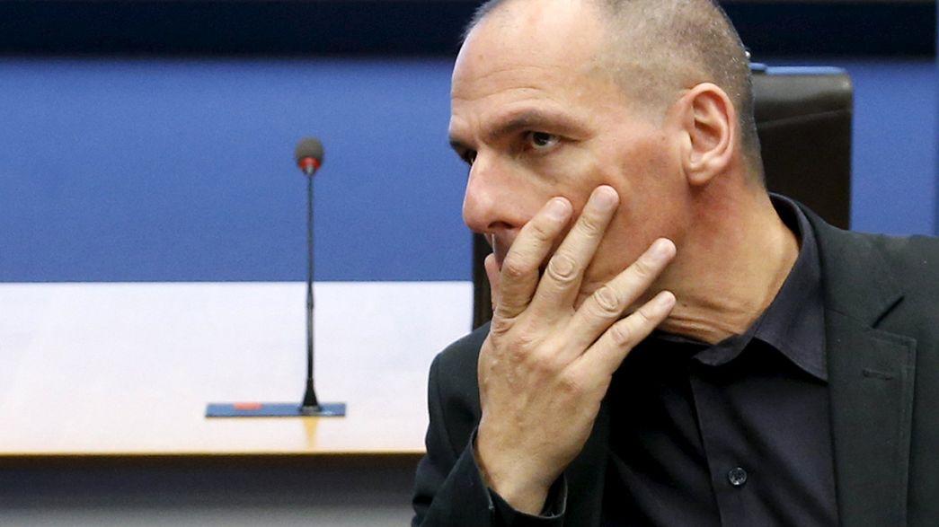 """Grèce : """"il faut rétablir le dialogue avec des adultes dans la pièce"""", estime Christine Lagarde"""