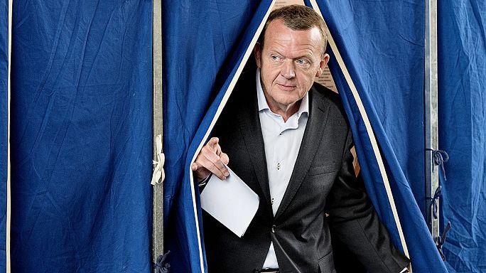 Szűken, de az ellenzék nyert Dániában