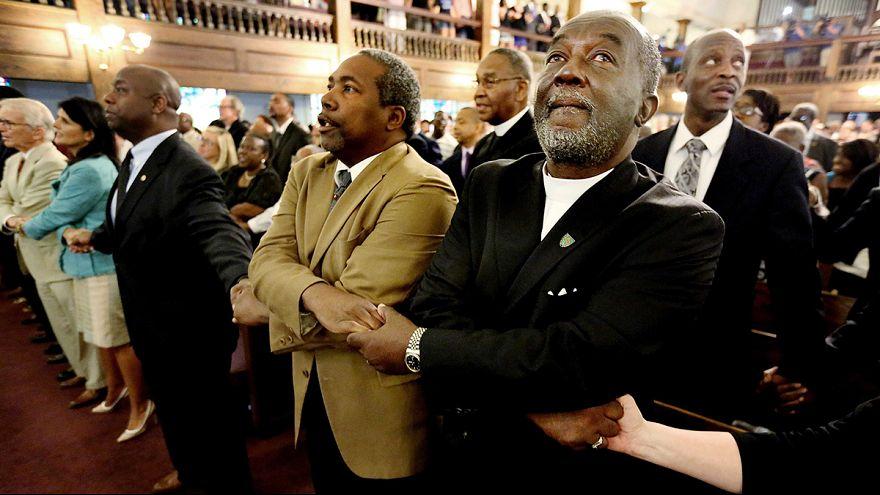 ABD'de kilise saldırısında ölenler için yas tutuldu