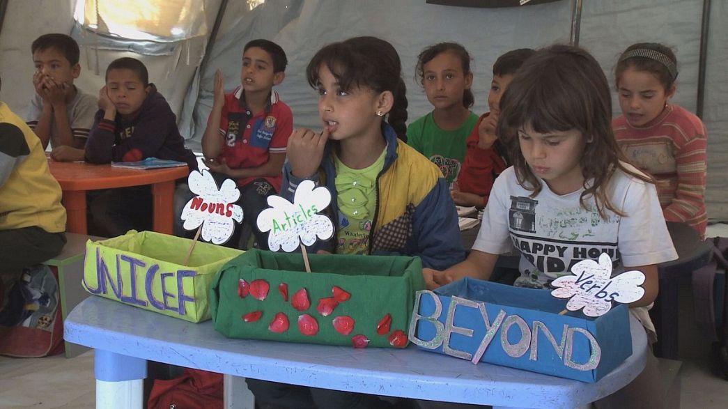 Síria: Não perder o comboio do ensino em terrenos de conflito