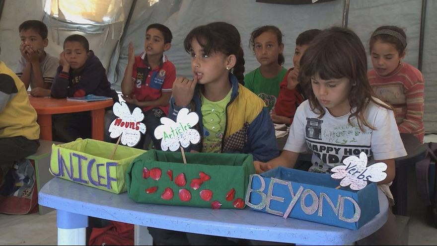 Learning to cope: the impact of Syria's war on the 'lost generation'