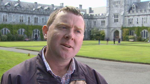 "Seamus Coffey: ""Net migration will be around zero"""
