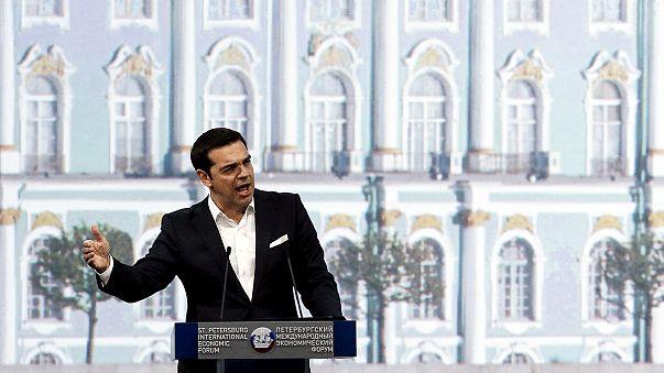 Ciprasz: Nincs olyan, hogy görög probléma, a probléma neve, eurózóna