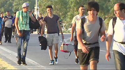 Migranti: Lesbo 'nuova Lampedusa', nel Mar Egeo moltiplicati gli sbarchi