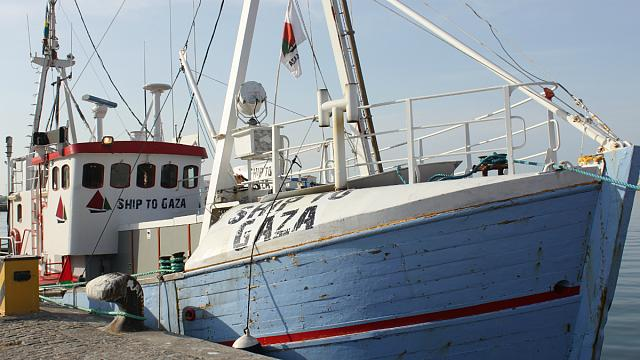Updates from the 'Freedom Flotilla' to Gaza