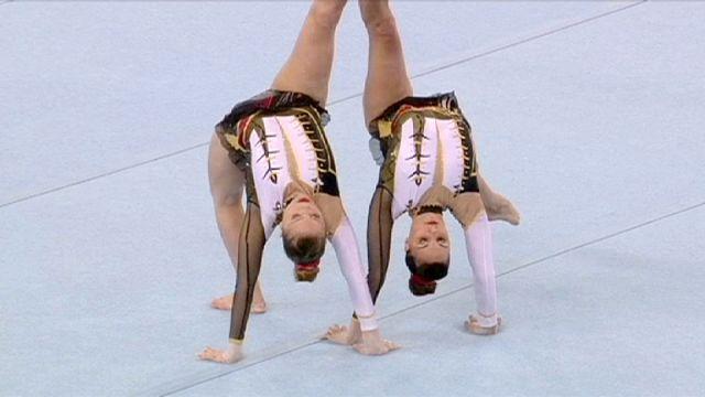 Baku - Bogár Richárd ezüstérmes dupla traplövészetben