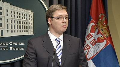 Serbia responds angrily to Hungary's plan to build a fence along their joint 175 km border