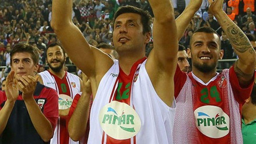 Pınar Karşıyaka şampiyon!