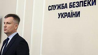 Ukraine : lutte de pouvoir et limogeage du chef des services secrets