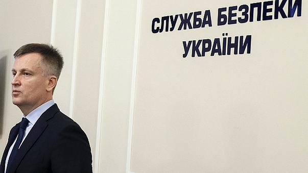 Ukraine security chief dismissed