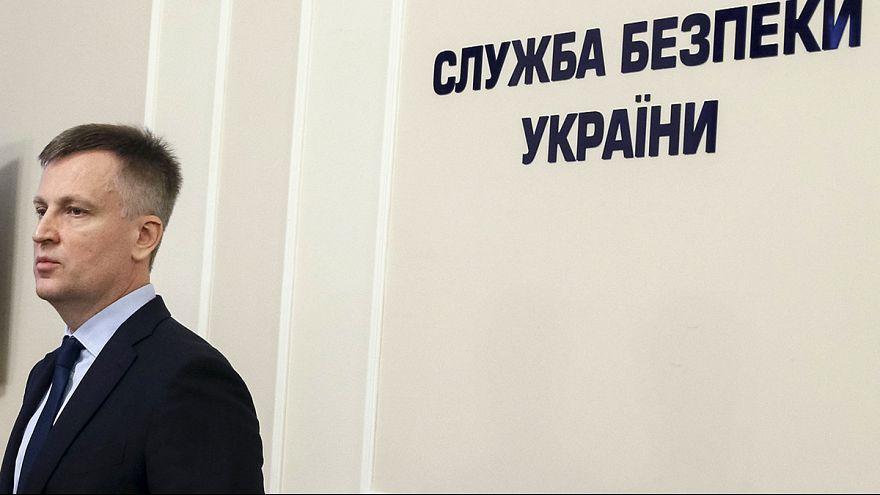 Ucrânia: Presidente demite chefe dos serviços secretos