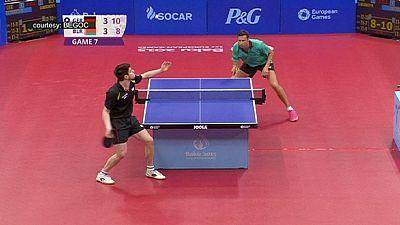 European Games 2015: Ovtcharov shines in Baku