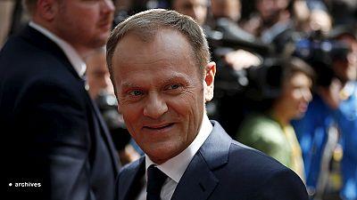 "Tusk: Greece's debt deadlock is ""getting critical"""