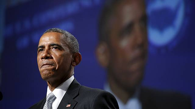 Charleston shootings: Obama condemns 'blight' of racism in US