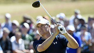 Jordan Spieth en tête de l'US Open, Tiger Woods éliminé