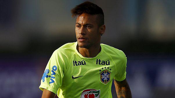 Adieu Copa! Neymar für vier Spiele gesperrt