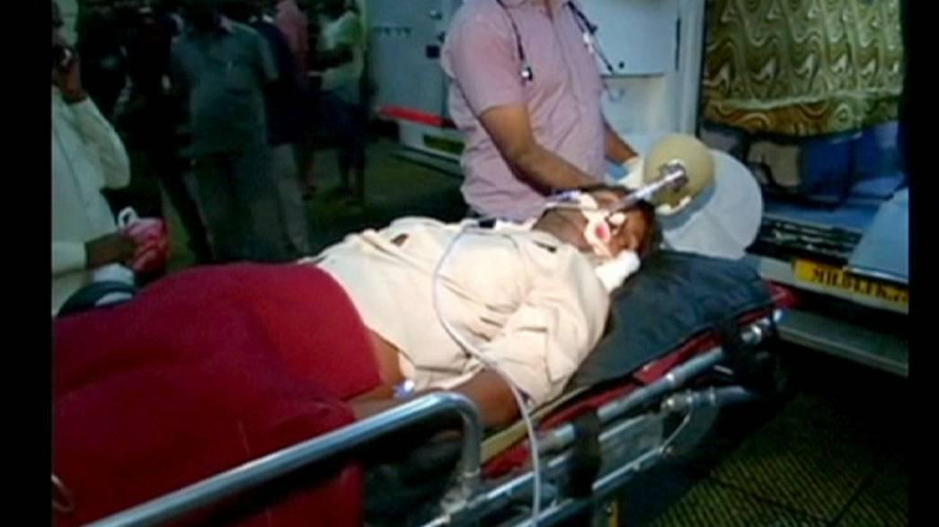 Álcool falsificado provoca 84 mortos num subúrbio de Bombaim