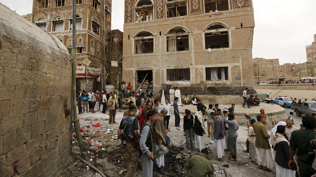 EI ataca mesquita xiita no Iémen