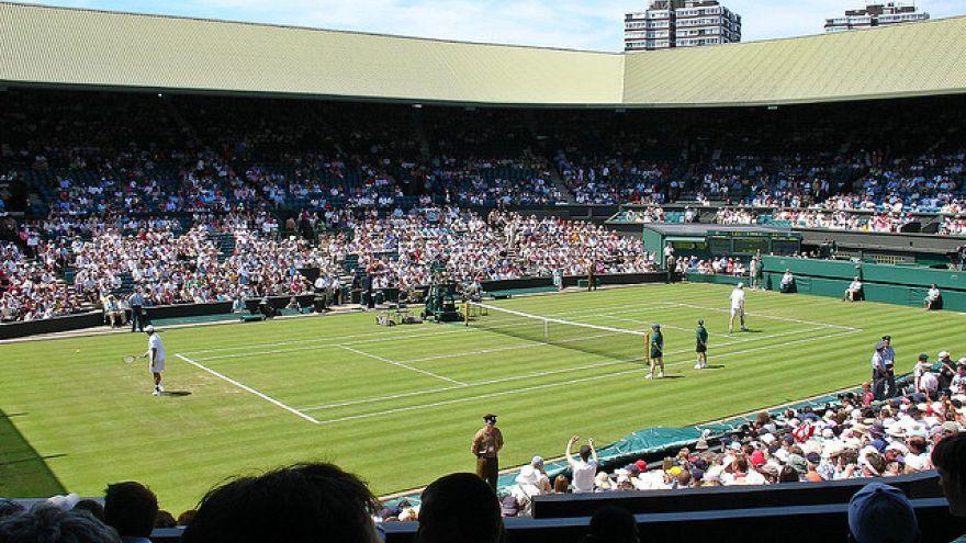 Akıllı telefon ve tabletler Wimbledon'da yasak