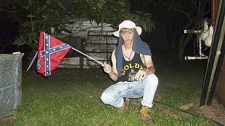 Charleston : le tueur présumé, ses photos et sa prose racistes