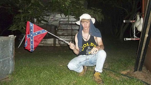 """Манифест расиста: """"чарлстонский стрелок"""" ненавидел чернокожих"""
