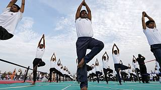 Йоги всего мира объединились
