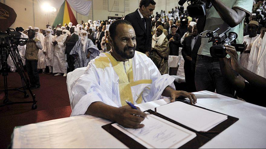 Békemegállapodás Maliban