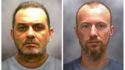 Possible sighting of escaped US murderers