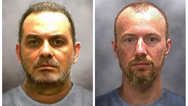 США: сбежавшие из тюрьмы убийцы все еще на свободе