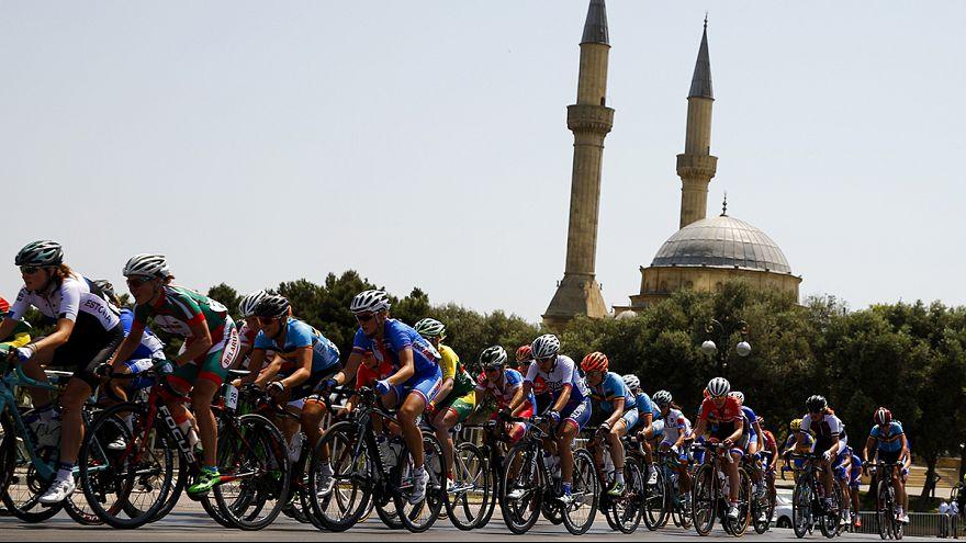 Baku European Games: Day 8 Highlights