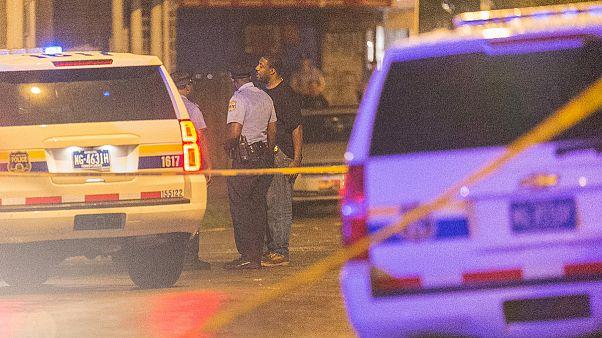 Sparatorie in Usa: un morto e 16 feriti in due diversi episodi a Detroit e Philadelphia