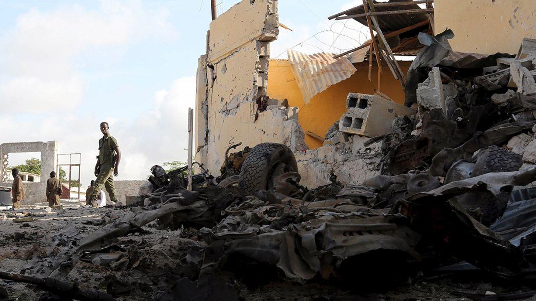 Al-Schabaab greift Geheimdienstgebäude in Mogadischu an