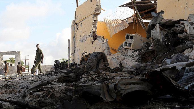 """Могадишо: силам правопорядка удалось отбить нападение """"Аш-Шабаб"""""""
