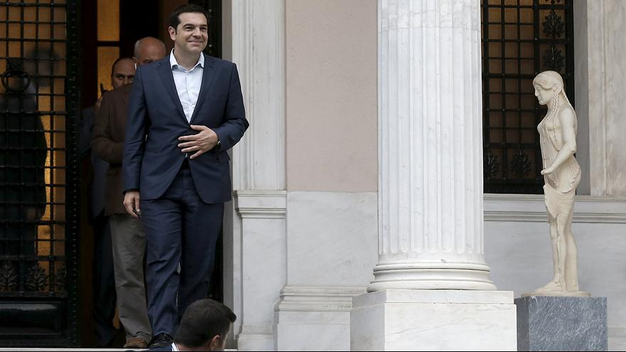 Greek PM presents new proposals ahead of emergency EU summit