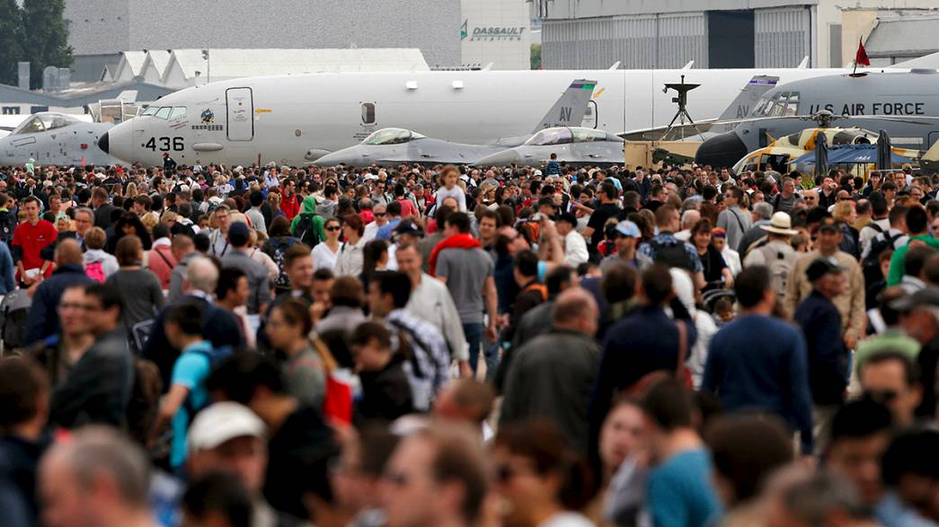 7 things we found out at the Paris Air Show 2015