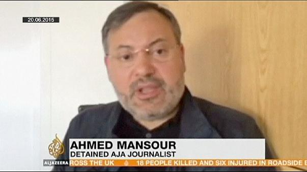 Немецкое правосудие решает судьбу журналиста Al Jazeera Ахмеда Мансура