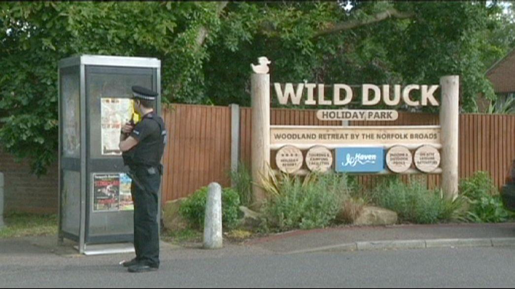 Cerca de 40 heridos por una fuga química en un parque acuático de Inglaterra