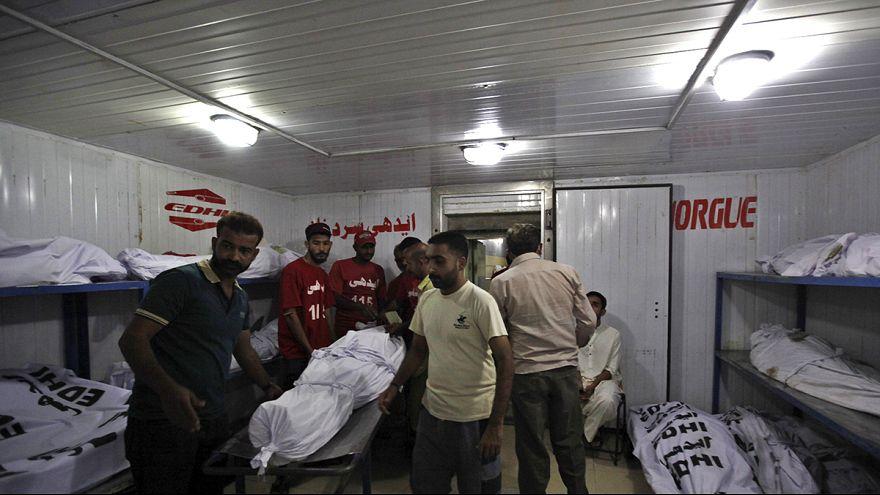 Paquistão:Vaga de calor mata 122 pessoas
