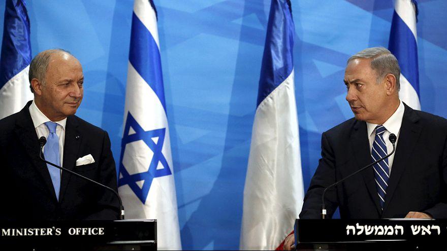 فرنسا تؤكد مواصلة جهودها لإيجاد حل للصراع الاسرائيلي الفلسطيني