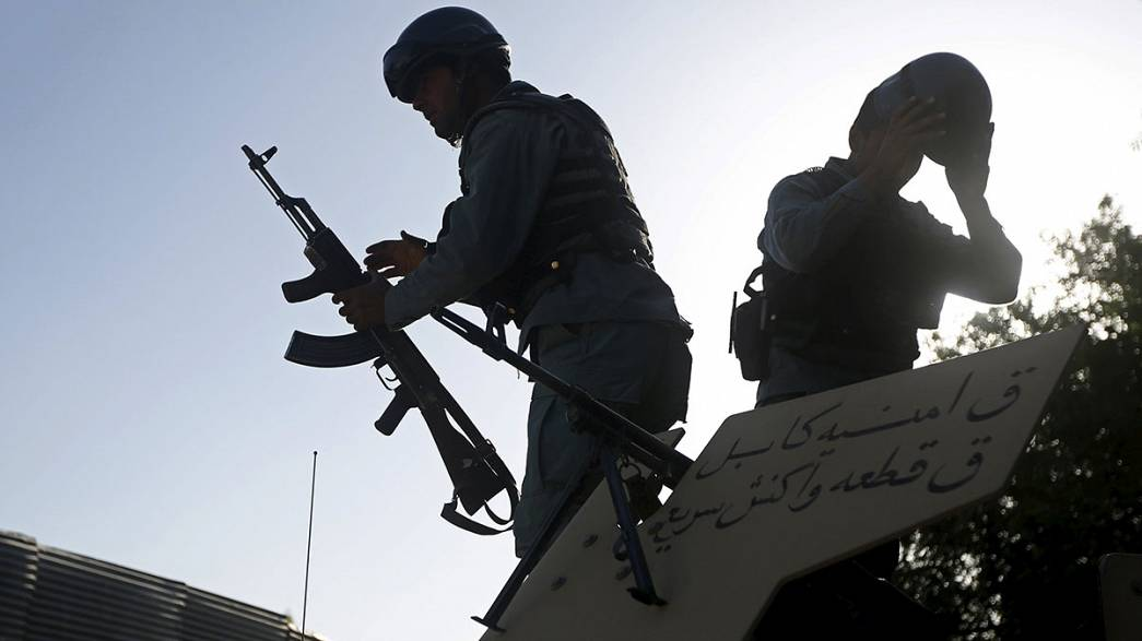 Taliban claim attack on Afghan parliament