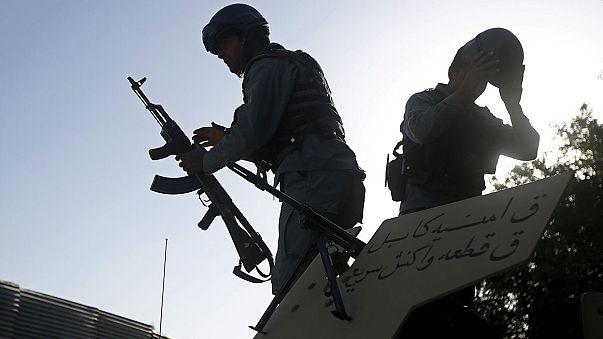 Taliban claim attack on Afghan parliament