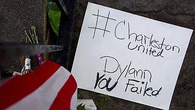 Charleston rend hommage aux victimes de la tuerie raciste