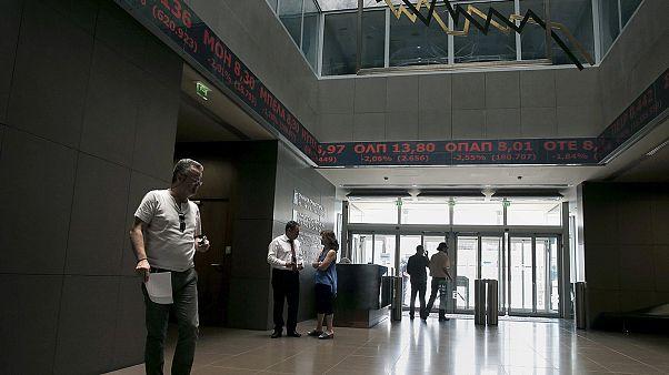 «Κούρσα» ανόδου στο Χρηματιστήριο Αθηνών