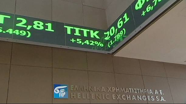 Markets rise on hopes Greek debt deal is within reach