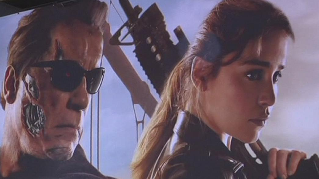 Schwarzenegger is back in 'Terminator Genisys'