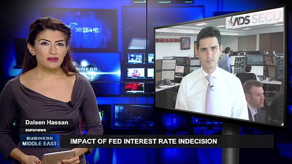 Ближневосточные рынки снизились из-за ФРС и Рамадана